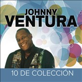 Johnny Ventura: 10 de Coleccion [Sony] [7/29]