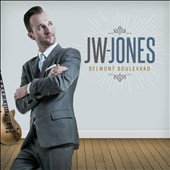 JW-Jones (Canadian Blues): Belmont Boulevard
