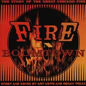 Amy Lowe: Fire in Boomtown
