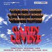 Flutes Without Borders - Maderna, et al / Carin Levine