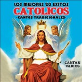 Various Artists: Los Mejores 20 Exitos Catolicos