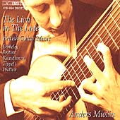 The Lion in the Lute - British Guitar Music / Anders Miolin