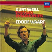 Kurt Weill: The Two Symphonies [SHM-CD]