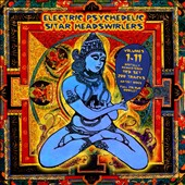 Various Artists: Electric Psychedelic Sitar Headswirlers, Vols. 1-11 [Box]