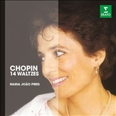 Chopin: 14 Waltzes (complete) / Maria Joao Pires, piano