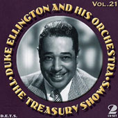 Duke Ellington: Treasury Shows, Vol. 21