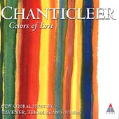 Colors of Love - Choral Music / Chanticleer