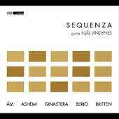 Sequenza - Am, Asheim, Ginastera, Berio, Britten / Vindenes