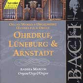 Edition Bachakademie Vol 87 - Ohrdruf, L&uuml;neburg & Arnstadt