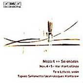 Mozart: Serenades, Contradances / Kantorow, et al
