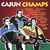 Various Artists: Cajun Champs