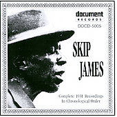 Skip James: Complete 1931 Recordings in Chronological Order