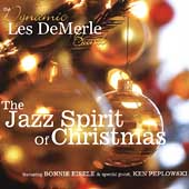 The Dynamic Les DeMerle Band: The Jazz Spirit of Christmas