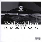 Walter Klien plays Brahms