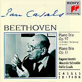 Casals Edition - Beethoven: Piano Trios Op 97 & 11