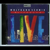Wolfgang Schmid: Wolfhound Live