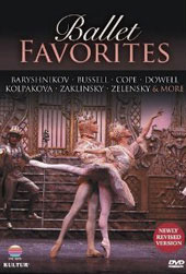 Ballet Favorites / Baryshnikov, Bussell, Cope, Dowell, etc. [DVD]