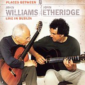 Places Between - Live in Dublin / Williams, Etheridge