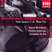 Gemini - Beethoven: Violin Sonatas;  Tchaikovsky / Zukerman, et al