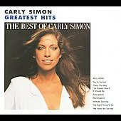 Carly Simon: The Best of Carly Simon [Bonus Track]