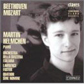 Concours Clara Haskil - Beethoven, et al / Martin Helmechen