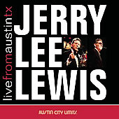 Jerry Lee Lewis: Live from Austin, TX [Digipak]