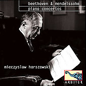Beethoven, Mendelssohn: Piano Concertos / Horszowski