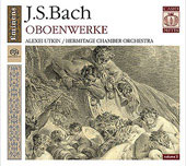 Bach: Oboenwerke Vol 3 / Utkin, Hermitage Chamber Orchestra