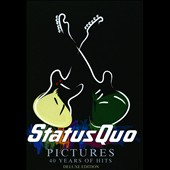 Status Quo (UK): Pictures: 40 Years of Hits [2CD/DVD]