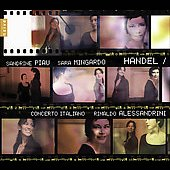 Handel: Opera Arias / Alessandrini, Concerto Italiano, et al