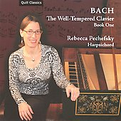 Bach: Well-Tempered Clavier Book 1