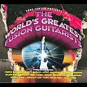 Various Artists: The World's Greatest Fusion Guitarists [Digipak]