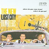 The New Lost City Ramblers: 50 Years: Where Do You Come from, Where Do You Go? [Box] *
