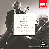 Walton Conducts Walton