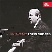 Live in Brussels / Ivan Moravec