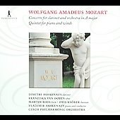 Mozart: Concerto for clarinet and orchestra in A Major; Quintet for piano and winds