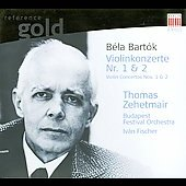 B&#233;la Bart&#243;k: Violinkonzerte Nr. 1 & 2