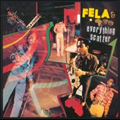 Fela Kuti/Fela Ransome-Kuti and the Africa '70: Everything Scatter/Noise for Vendor Mouth [Digipak]