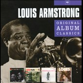 Louis Armstrong: Original Album Classics [Box]