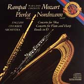 Mozart: Flute & Harp Concerto, etc / Rampal, English CO