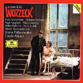 Berg: Wozzeck / Abbado, Grundheber, Behrens, Langridge et al