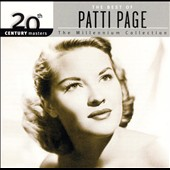 Patti Page: 20th Century Masters - The Millennium Collection: The Best of Patti Page