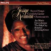 Jessye Norman - Sacred Songs / Gibson, Royal Philharmonic