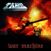 Tank (Heavy Metal): War Machine [Digipak]