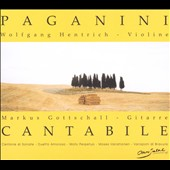Paganini: Cantabile