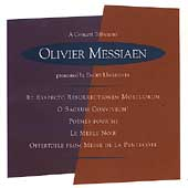 A Concert Tribute to Olivier Messiaen / Emory University