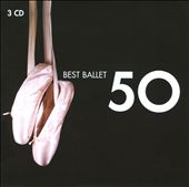 50 Best Ballet / EMI