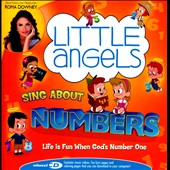 Little Angels: Little Angels Sing About Numbers [Enhanced]