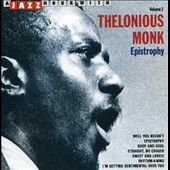 Thelonious Monk: Epistrophy [Jazz House]