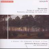 Serenade: Songs of Night and Love, Romantic partsongs for male choir